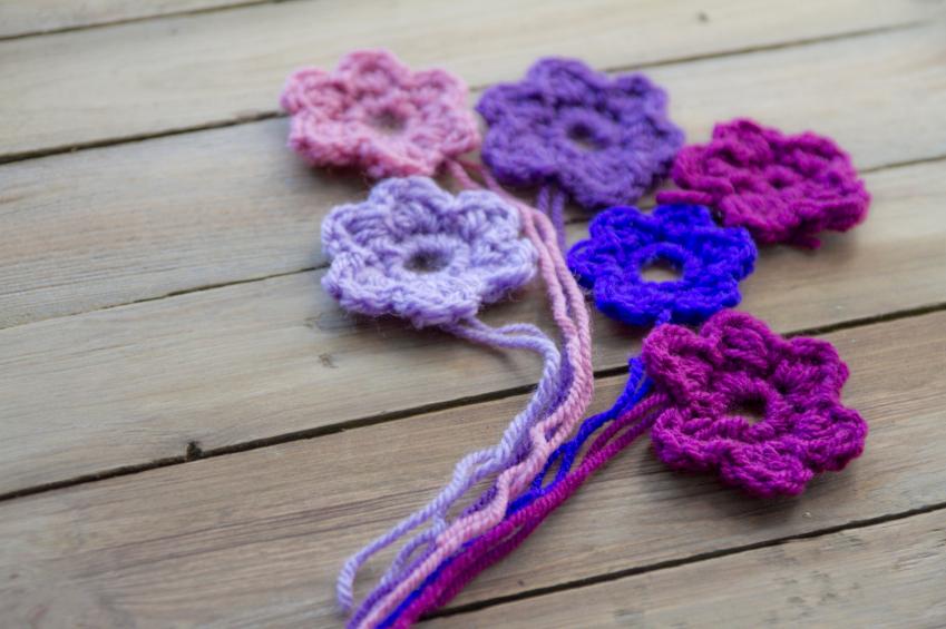 Le crochet explications et histoire - Ouvrages au crochet avec explication ...