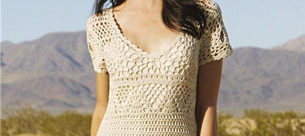 Robes en crochet : à acheter ou à faire à soi-même